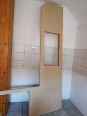 3 Küchen Arbeitsplatten mit Ausschnitte