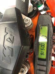 KTM 250 EXC-F 2018 mit