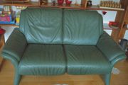 Sofa in Leder
