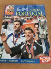 Fußballbuch EM 2004