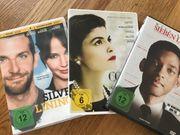 3 DVD s