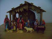 Weihnachtskrippe von Gilde Figuren