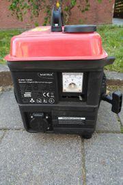 Matrix D-PG 1000 Benzin-Digital Stromgenerator