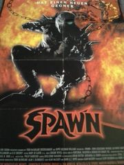 Mc Farlane Comic Film Spawn