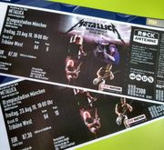 2 Karten für Metallica München