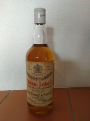 Dewar s White Label Scotch