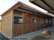 Aussenboxen für Pferde Pferdeställe Pferdeboxen