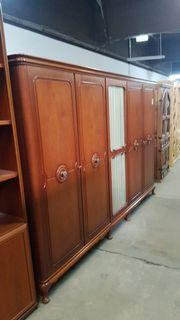 Kleiderschrank Antik 285x188x60 gepflegt - H01033