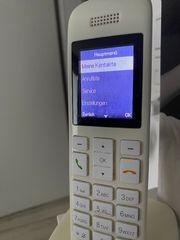Schnurlose Telefon der Telekom SPEEDPHONE