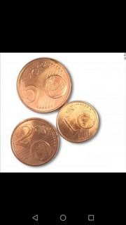 Ich suche KOSTENLOS viele Cent-Münzen