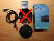 Echo Dot 2 Generation schwarz