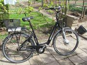 Allu-Elektro-Fahrrad CYCO