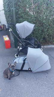 BUGABOO BEE 3 allblack TOP