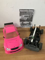 Tamiya 58318 Mercedes-Benz CLK--DTM Chassis