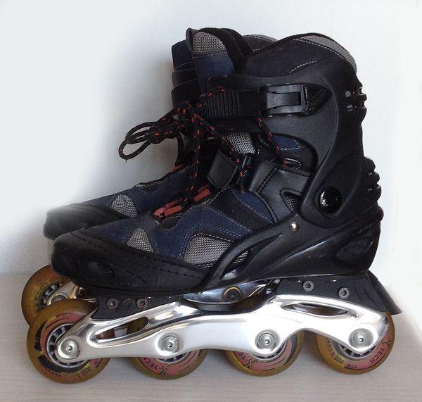 Inline Skates Größe 40 mit