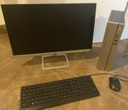 Lenovo PC HP Bildschirm
