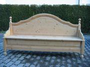 Sitzbank - Fichtenholz