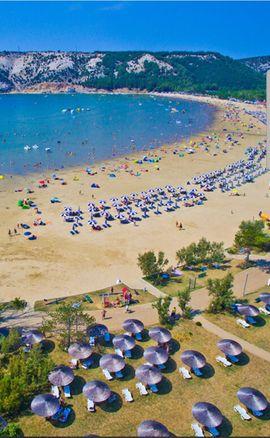 Ferienhäuser, - wohnungen - Ferienwohnungen in Kroatien Insel RAB-Lopat