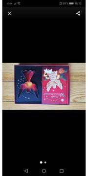 Neu Weihnachtsrezeptbuch mit einer Engelausstechform
