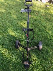 Golftrolley Golfwagen 2-Rad Golfcart sehr