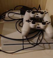 Playstation 4 mit zwei wireless