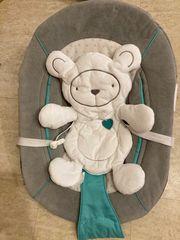 Alpha Bouncer- Babyaufsatz für Hauckstuhl