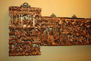 Chin Relief 4 Wand-Bilder in
