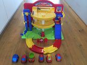 Kinder Autogarage PlayBig