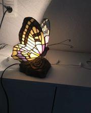 Tiffany Schmetterling Lampe