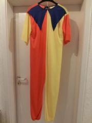 Kostüm Clown 152 12-14 Jahre