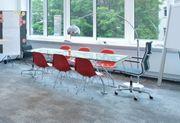 Glastisch für Büro Wohnen Original