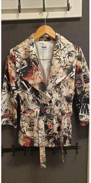 Damenblazer Trenchcoat Gr 38