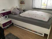 Weißes Jugendbett Mädchenbett