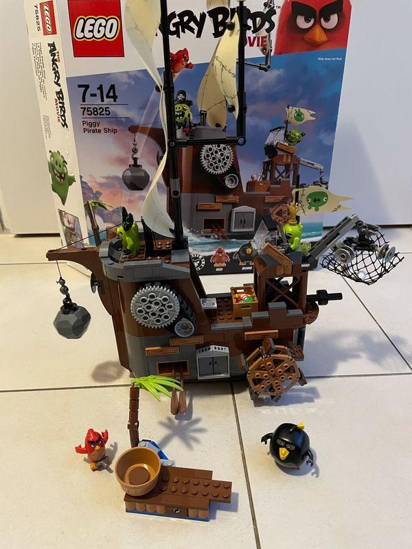 LEGO Angry Birds 75825