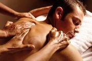 4 Hand Erotik Massage heiße