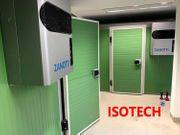 Kühlraum Kühlzellen Tiefkühlzelle Tiefkühlraum 250x350x208cm