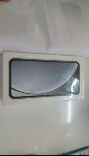 Apple iPhone XR 64gb Silber