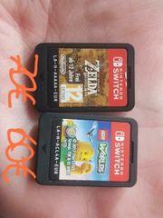Nintendo Lite Spiele Zelda und