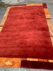 Tibeter Teppich Nepal 100 Schurwolle