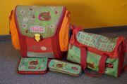Scout Büchertasche für Mädchen mit