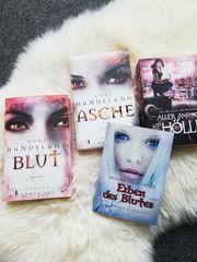 Fantasy Bücherpaket 4 Stück
