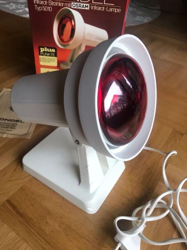 Infrarot-Strahler mit OSRAM-Infrarot-Lampe