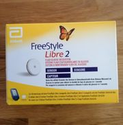 2x Freestyle Libre 2 Sensor