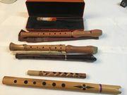 5 verschiedene Instrumente