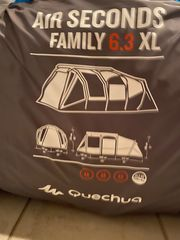 Zelt QUECHUA Air Seconds Family