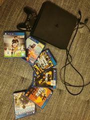 Playstation 4 Slim 1TB 6