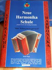 Notenheft Steirische Harmonika