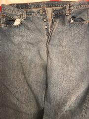 Levi Strauß 501 Jeans in