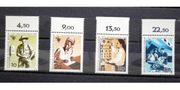 Briefmarken Berlin 1969 Postgewerkschaft