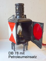 Zugschlußlaterne DB 78